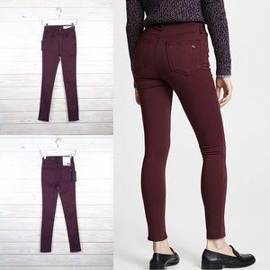 Rag & Bones High Rise Ankle Skinny Jeans Size 23